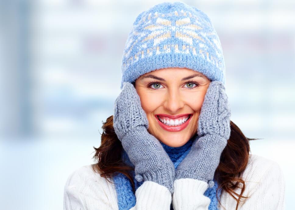 salud bucodental en invierno